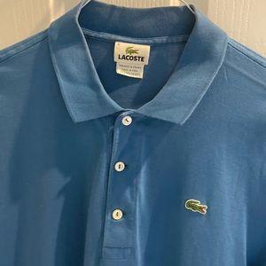 Men's Lacoste shirt 5 small